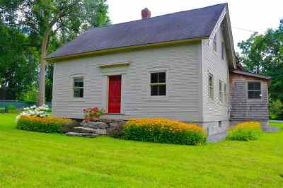 Middlebury Single Family Home Active Under Contract: 188 Shannon Street