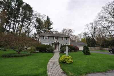 Nashua Single Family Home Active Under Contract: 54 Dunbarton Drive