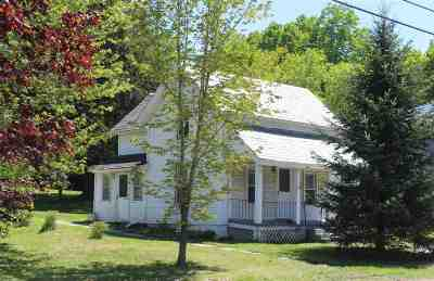 Fair Haven Single Family Home Active Under Contract: 20 South Main Street