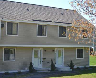 Londonderry Condo/Townhouse For Sale: 63 61 Old Nashua Road
