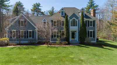 Amherst Single Family Home For Sale: 57 The Flume Road