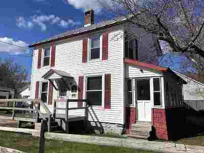 Single Family Home For Sale: 68 River Street