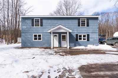 Colchester Multi Family Home Active Under Contract: 234 Prim Road