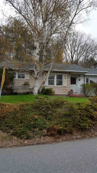 Hartford Single Family Home For Sale: 840 Fairview Terrace
