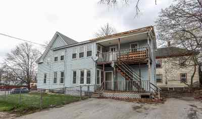 Manchester Multi Family Home Active Under Contract: 752 Grove Street