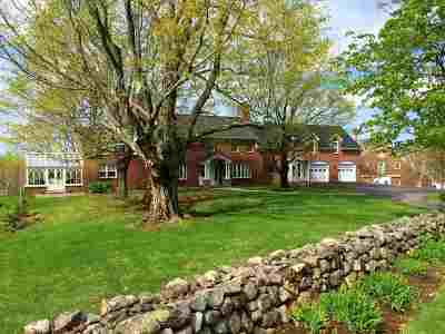 Gilford Single Family Home For Sale: 128 Glidden Road