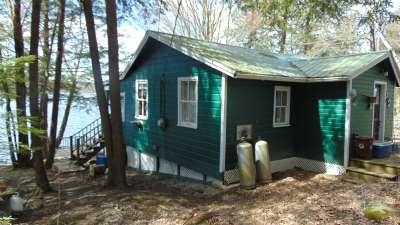Franklin County Single Family Home For Sale: 500 White's Camp Road