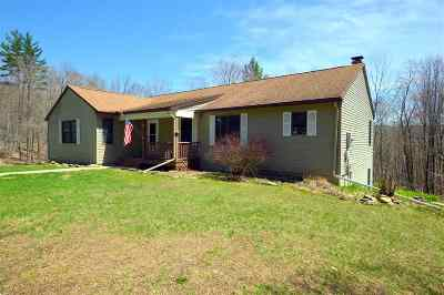 Wallingford Single Family Home For Sale: 209 Autumn Heights