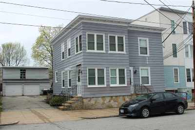 Manchester Multi Family Home Active Under Contract: 32 Joliette Street #2