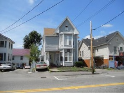 Laconia Multi Family Home For Sale: 736 Union Avenue