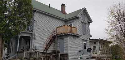 Laconia Multi Family Home For Sale: 53 Messer Street