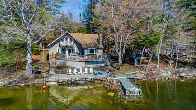 Bristol Single Family Home For Sale: 265 Pikes Point Road