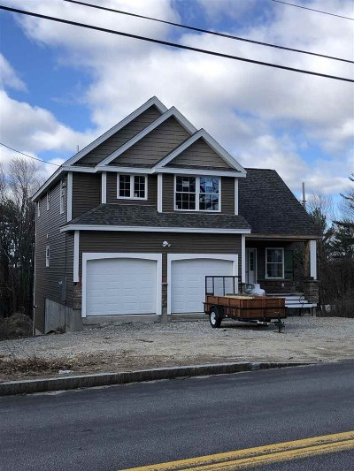 Manchester Single Family Home For Sale: 799 Island Pond Road