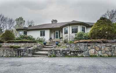 Colchester Single Family Home For Sale: 214 Woodridge Road