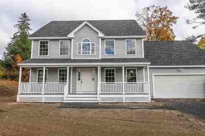 Goffstown Single Family Home For Sale: 37/29/1 Church Street #37/29/01
