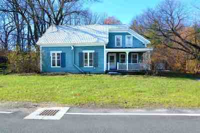 Pittsford Multi Family Home For Sale: 32 Route 3 Route
