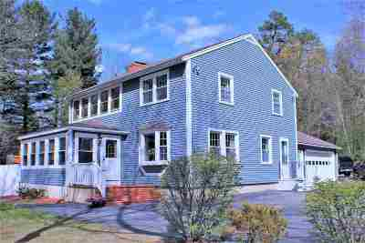 Milford Single Family Home For Sale: 216 Ponemah Hill Road