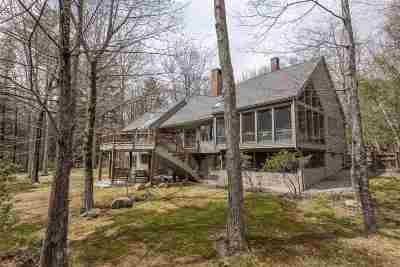 Single Family Home For Sale: 271 Metcalf Road