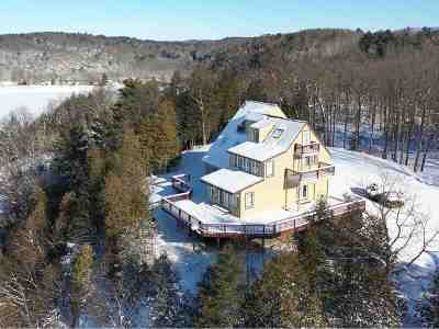 Colchester Single Family Home For Sale: 109 Cliff Road