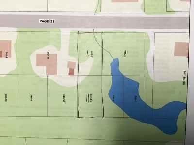 Manchester Residential Lots & Land For Sale: Page Street #Lots 246