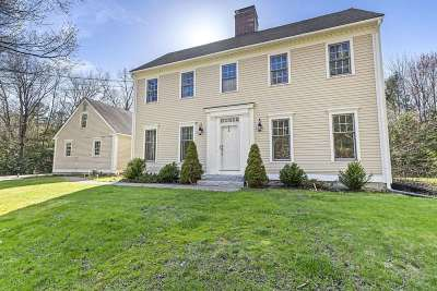 Strafford County Single Family Home For Sale: 54 Sandy Brook Drive