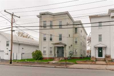 Manchester Multi Family Home Active Under Contract: 171 Union Street