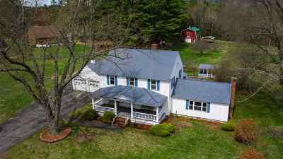 Single Family Home For Sale: 29 New Chester Road