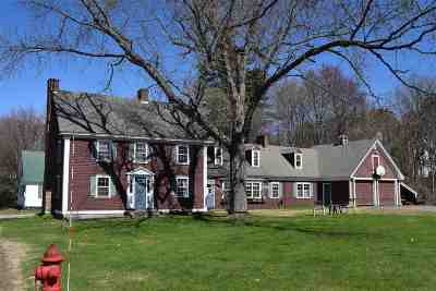 Lancaster Single Family Home Active Under Contract: 4 Fletcher Street