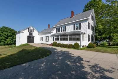Hampstead Single Family Home For Sale: 534 Main Street
