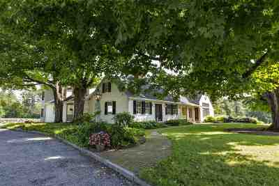 Merrimack County Single Family Home For Sale: 502 Battle Street
