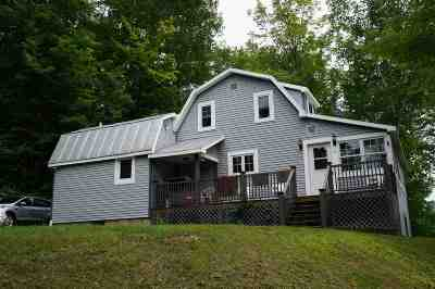 Woodbury Single Family Home For Sale: 152 Alder Road