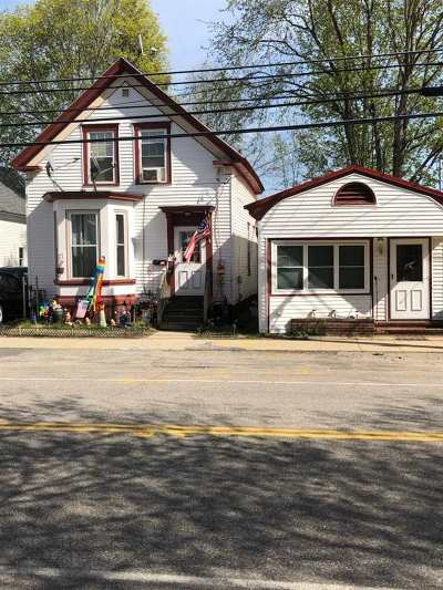 Rochester Multi Family Home Active Under Contract: 377 Portland Street
