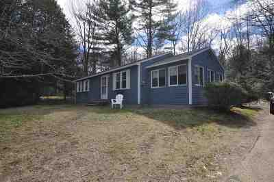 Bristol Single Family Home Active Under Contract: 45 Robieson Drive