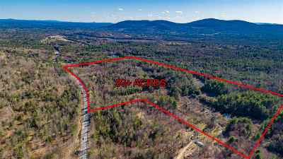 Sandwich Residential Lots & Land For Sale: Whittier Highway