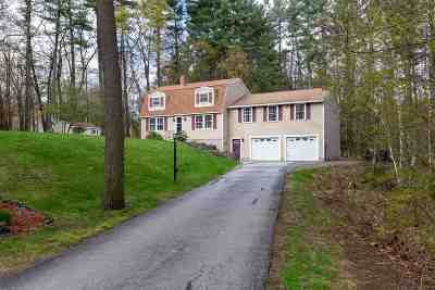 Londonderry Single Family Home Active Under Contract: 10 Raintree Drive