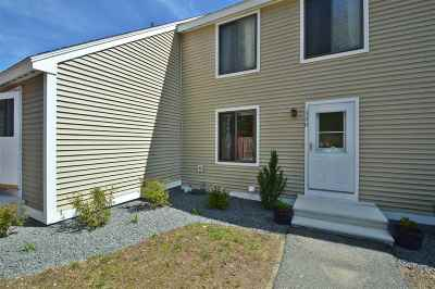 Londonderry Condo/Townhouse Active Under Contract: 130 Treadway Lane #130
