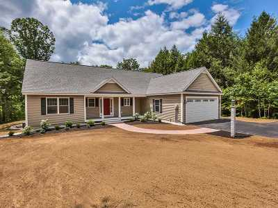 Hollis Single Family Home For Sale: Lot 33 Nevins Road