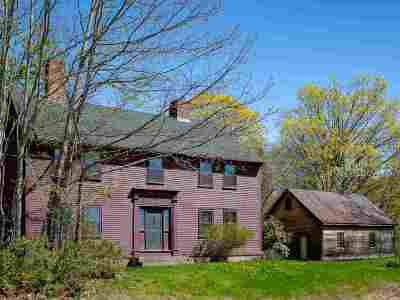 Strafford County Single Family Home For Sale: 81 Littleworth Road