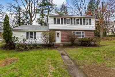 Essex Single Family Home Active Under Contract: 30 South Hill Drive