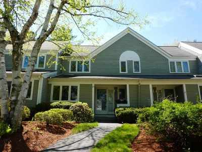 Nashua Condo/Townhouse Active Under Contract: 23 Ledgewood Hills Drive #134