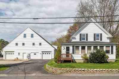Seabrook Single Family Home For Sale: 41 Washington Street