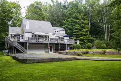 Moultonborough Single Family Home For Sale: 33 West Point Road