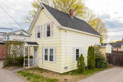 Rochester Single Family Home For Sale: 68 Washington Street
