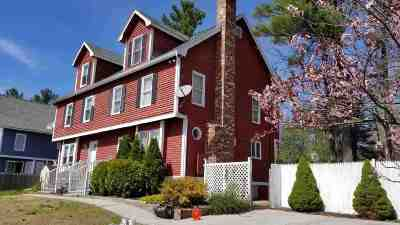 Derry Single Family Home Active Under Contract: 2r Gayle Drive