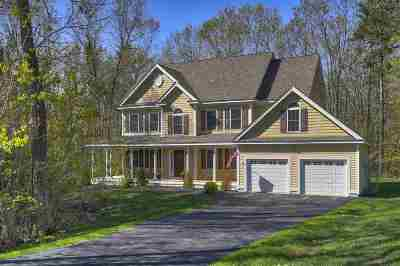 Windham Single Family Home Active Under Contract: 27 Cardiff Road
