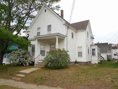 Manchester Single Family Home For Sale: 69 Taylor Street
