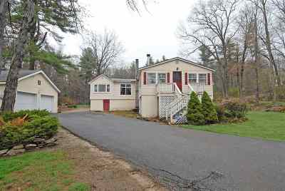 Pembroke Single Family Home Active Under Contract: 667 4th Range Road