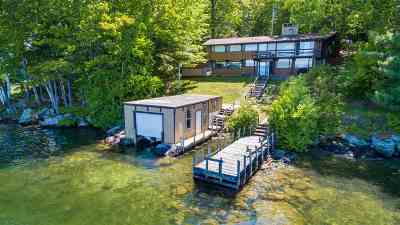 Gilford Single Family Home For Sale: 148 Belknap Point Road