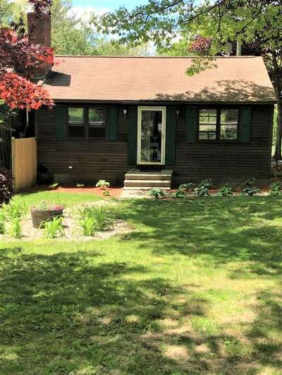 Raymond Single Family Home For Sale: 15 A Fordway Road