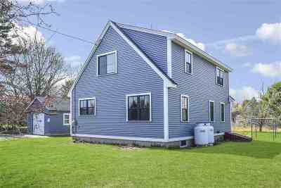 Kennebunk Single Family Home For Sale: 45 Mill Street